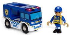 Brio WORLD 33825 Rendőrségi szállítóautó