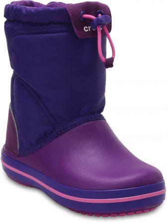 Crocs Crocband LodgePoint Boot Kids Amethyst/Ultraviolet 24,5