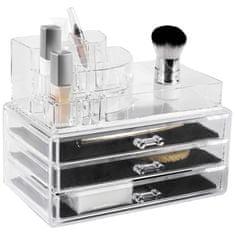 Compactor duży organizer kosmetyczny