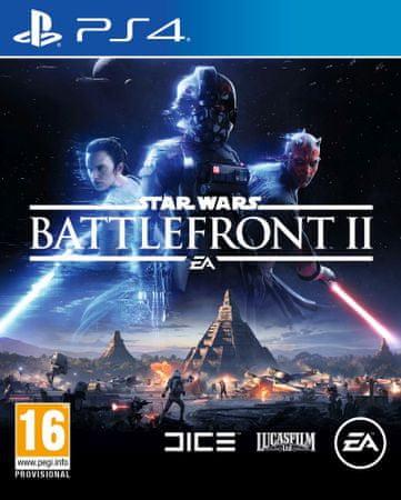 EA Games Star Wars Battlefront II (PS4)