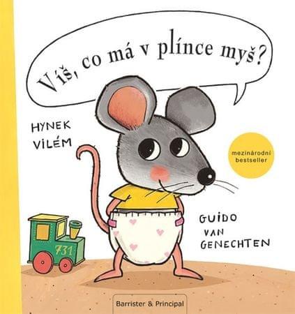 van Genechten Guido: Víš, co má v plínce myš?