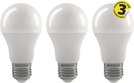 EMOS LED CLS A60 9W E27 WW 3KS