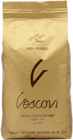 Vescovi Grani D'Oro 100% Arabica
