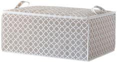 Compactor Textilný úložný box na perinu Madison