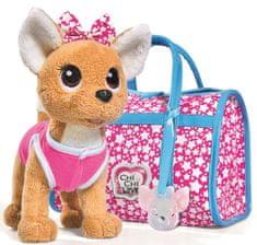 ChiChi Love Piesek chihuahua Star z torbą