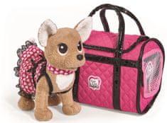 ChiChi Love Paris II csivava kutyus táskában