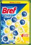 1 - Bref Power Aktiv WC blokk Lemon 3 x 50 g