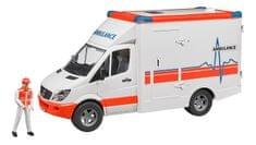 Bruder vozilo hitne pomoć Sprinter s kolima hitne pomoći