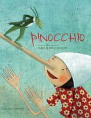 Collodi Carlo: Pinocchio (SK)