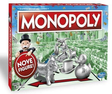 HASBRO družabna igra Monopoly Classic