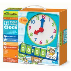 4M set za učenje: Koliko je ura?