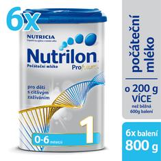 Nutrilon Profutura 1 - 6 x 800g