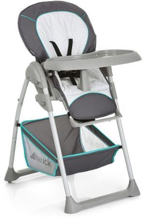 Hauck Sit'n Relax jídelní židlička Hearts