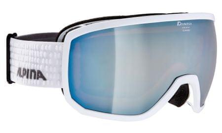 Alpina Sports gogle narciarskie Scarabeo MM White