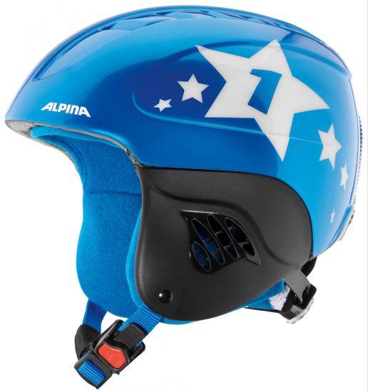 Alpina Sports Carat Blue-Star 48-52 - rozbaleno
