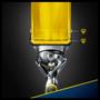 9 - Gillette Fusion ProShield Férfi borotva FlexBall technológiával + 4 db tartalék fej