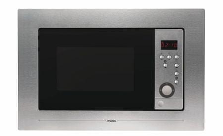 MORA kuchenka mikrofalowa do zabudowy VMT 442 X