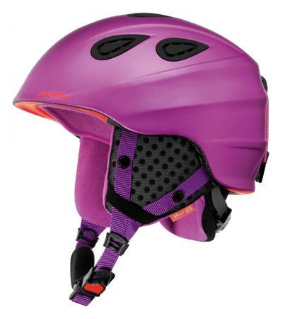 Alpina Sports kask narciarski Grap 2.0 Periwinkle Matt 54-57