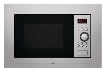 MORA kuchenka mikrofalowa do zabudowy VMT 312 X