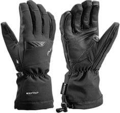 Leki ženske smučarske rokavice Scero S Lady, črne