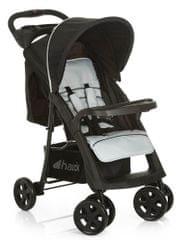 Hauck Shopper Neo II 2020 voziček, caviar/silver