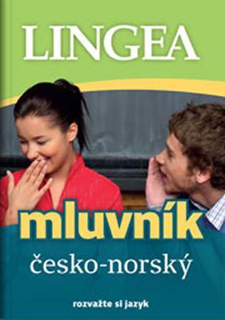 Česko-norský  mluvník... rozvažte si jazyk