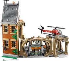 LEGO Super Heroes 76052 Batmanova jama