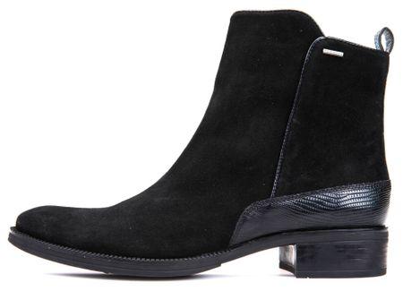 Geox dámská kotníčková obuv Meldi Np Abx 37 čierna