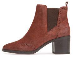 Geox buty za kostkę damskie Glynna