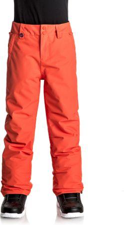 Quiksilver spodnie dziecięce Estate Youth Pt B Mandarin Red, rozmiar: XL