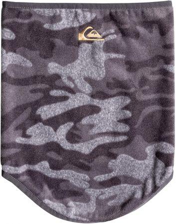 Quiksilver otroško pregrinjalo Casper Collar M Nkwr Kvj9 Black Grey Cam