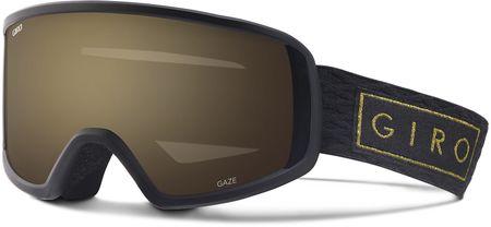 Giro Gaze Black Gold Bar//AR40