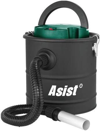 ASIST Odkurzacz do popiołu AE7AFP100-1 1000W, 20 l, z podwójną filtracją