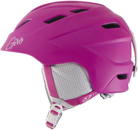 Giro ženska skijaška kaciga Decade, ružičasta, 52-55,5 cm