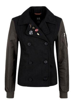 s.Oliver dámská bunda S čierna