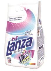 Lanza prašak za pranje 2v1 White Vanish 3,375 kg, 45 pranja