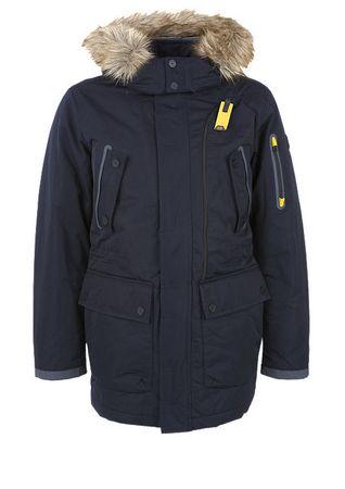 s.Oliver férfi kabát XL kék