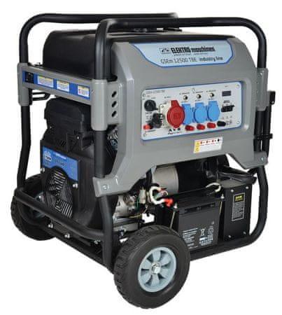 REM POWER agregat GSEm 12500 TBE