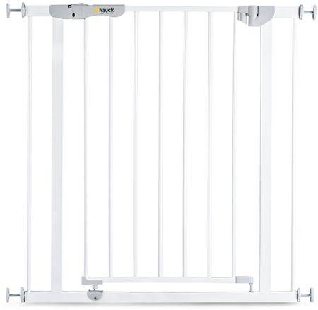 Hauck sigurnosna ograda Autoclose´n Stop Safety 2020, bijela