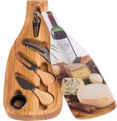Berndorf-Sandrik Súprava na syr a víno 7 ks