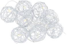 Metalac řetěz Metal Gule 1 m 10 LED