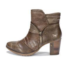 Mustang dámska členková obuv