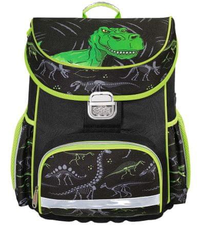 HAMA Tornister szkolny z motywem dinozaurów