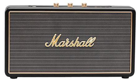 MARSHALL głośnik bezprzewodowy Stockwell, czarny