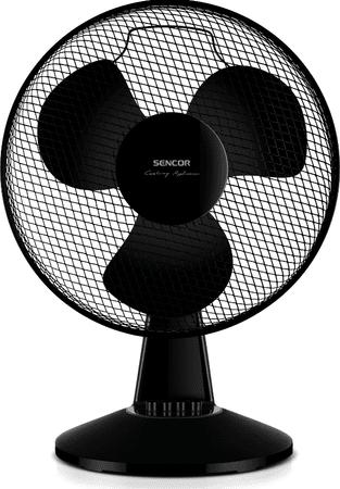 SENCOR wentylator SFE 4021BK