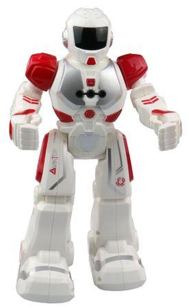 MaDe Robot Viktor na IR diaľkové ovládanie - červený