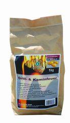 Lienbacher Gyújtós kandallóhoz/tűzhelyhez, 1 kg