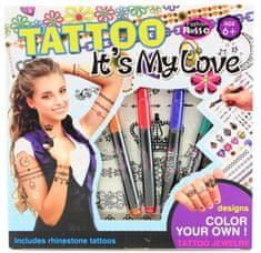Lamps Tetovací sada