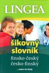 autor neuvedený: Finsko-český,česko-finský šikovný slovník