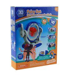 3D Magic Spinner náhradné formy - Víly